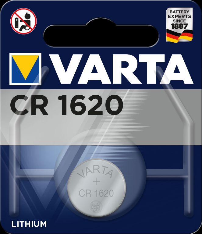 VARTA CR 1620 Electronics 6620112401