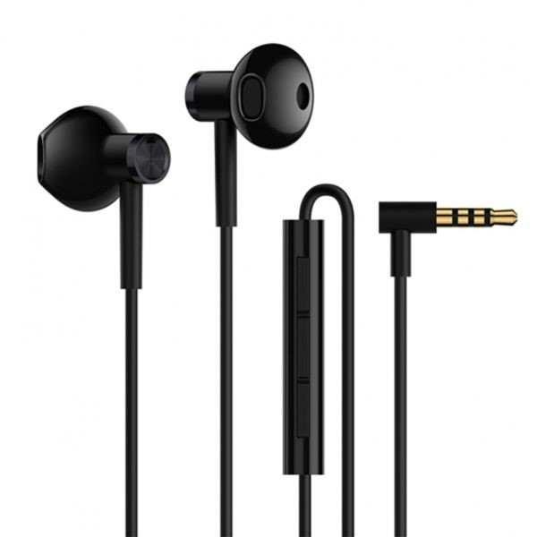 Xiaomi Mi Dual Driver Earphones, černá (472952)