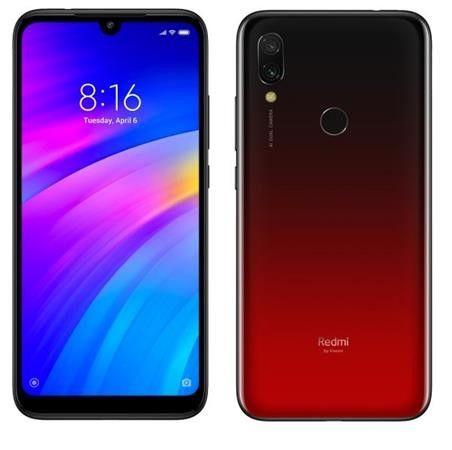 Xiaomi Redmi 7 3GB/64GB červený černý