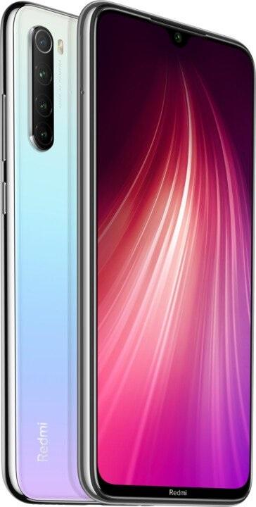 Xiaomi Redmi Note 8T 4GB/128GB bílá
