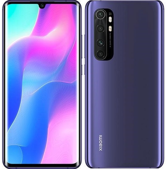 Xiaomi Mi Note 10 Lite, 6GB/128GB, Nebula Purple