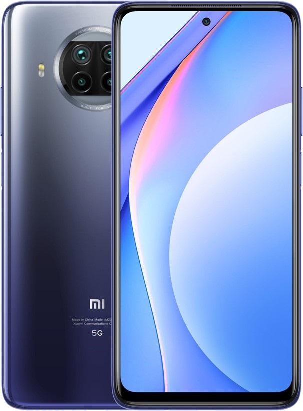Xiaomi Mi 10T Lite 6GB/128GB modrá