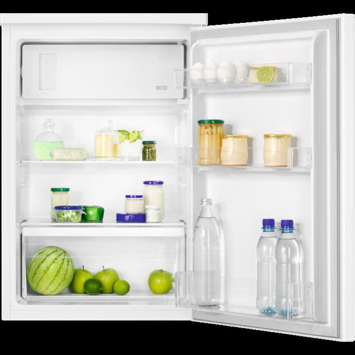 Zanussi vestavná lednice s mrazákem Zean11fw0