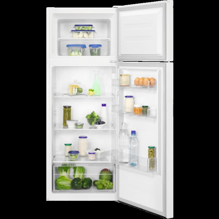 Zanussi lednice s mrazákem nahoře Ztan24fw0