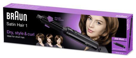 Braun Satin Hair 1 AS 110 (teplovzdušná kulma AS110)