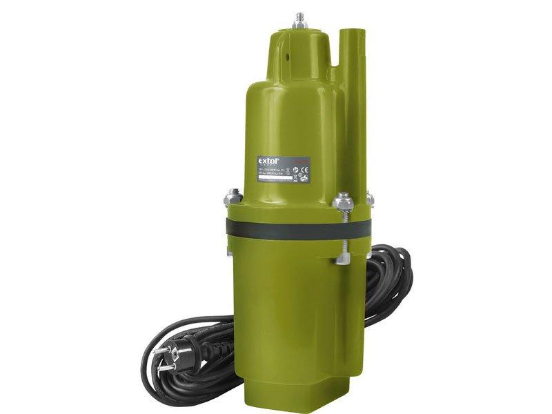 EXTOL CRAFT 414176 čerpadlo membránové hlubinné ponorné, 600W, 2000l/hod, 20m