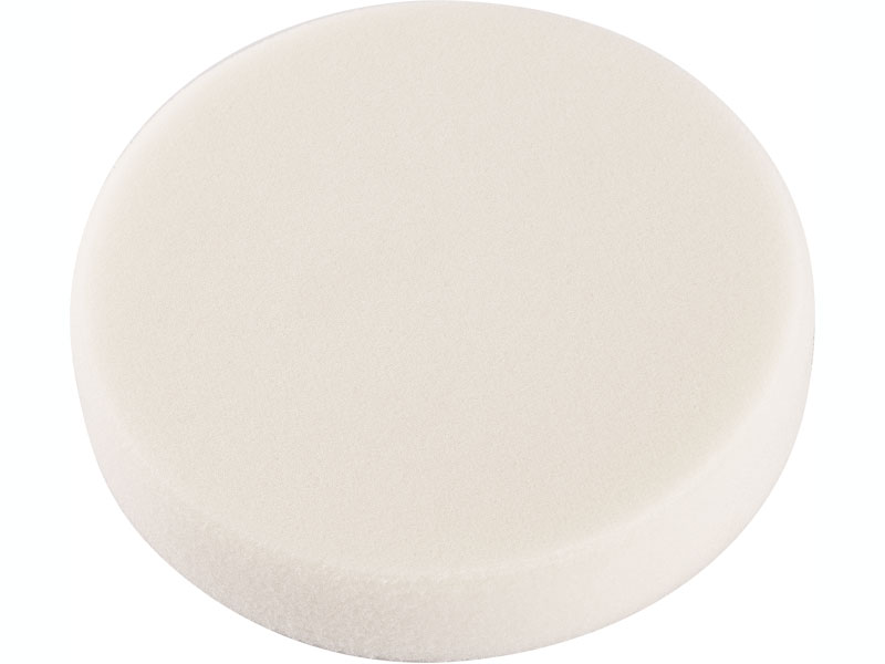 EXTOL PREMIUM 8803542 kotouč leštící pěnový, T20, bílý, Ř150x30mm, suchý zip
