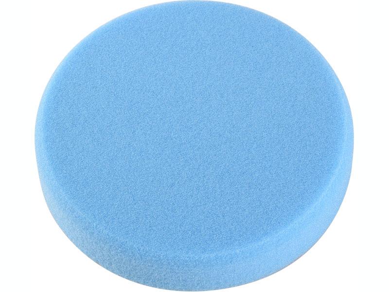 EXTOL PREMIUM 8803546 kotouč leštící pěnový, T60, modrý, Ř150x30mm, suchý zip