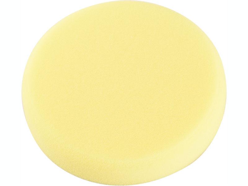 EXTOL PREMIUM 8803548 kotouč leštící pěnový, T80, žlutý, Ř150x30mm, suchý zip