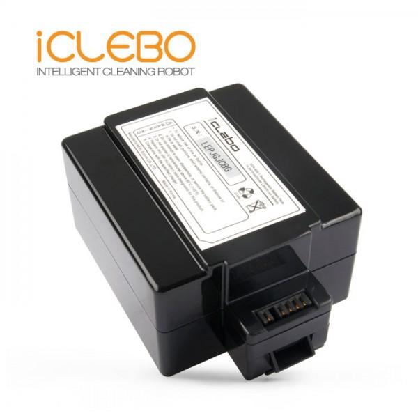 iClebo baterie Li-ion 4400 mAh Plus, Ho