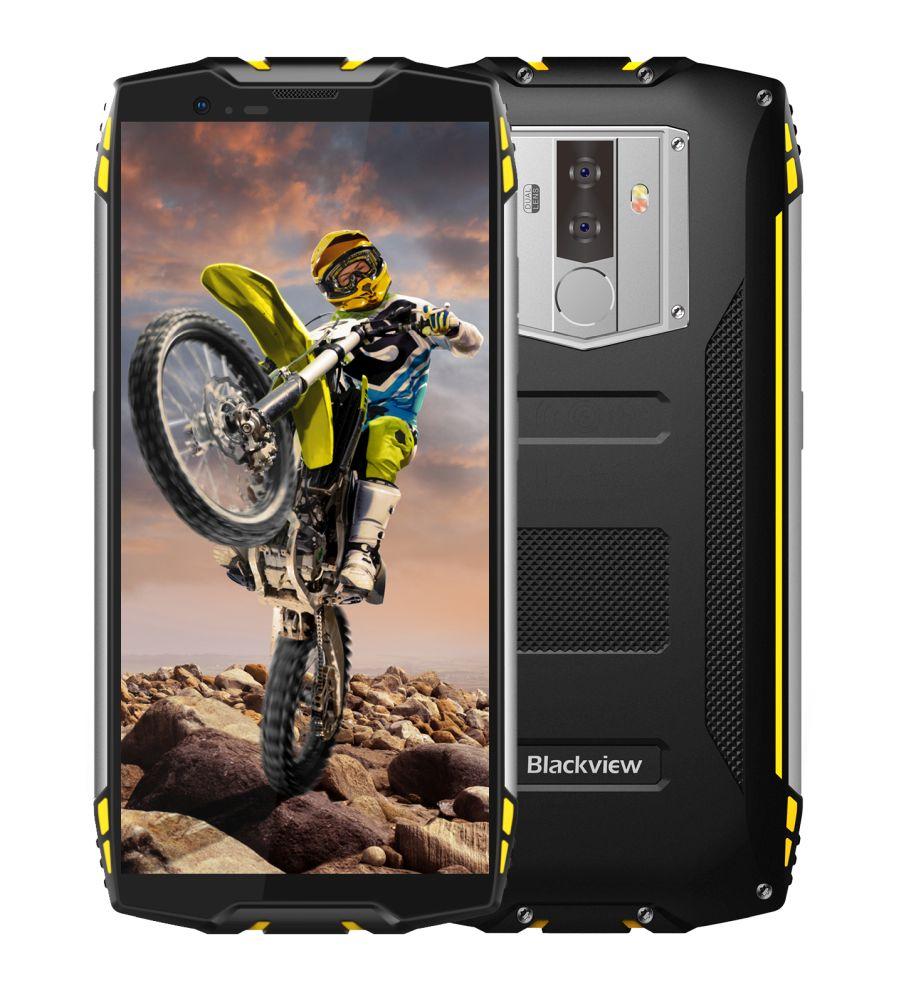 iGET Blackview GBV6800 Pro Yellow + DOPRAVA ZDARMA