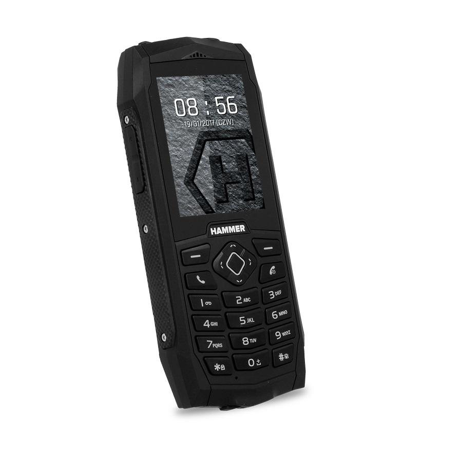 myPhone HAMMER 3 DualSIM černý
