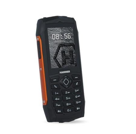 myPhone HAMMER 3 DualSIM oranžový
