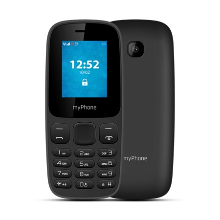 myphone 3330 černá