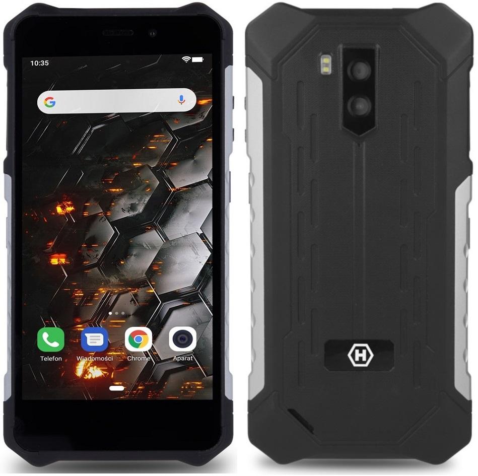 myPhone Hammer Iron 3 LTE stříbrný