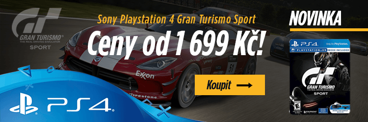 Nový PS4 Gran Turismo category