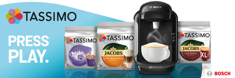 Bosch TAS1402 Tassimo Vivy 2 category